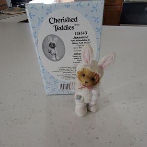 Cherished teddies avon exclusive